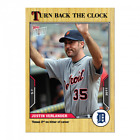 Justin Verlander Cards, Rookie Cards and Autograph Memorabilia Guide 9