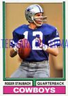 Roger Staubach Cards, Rookie Cards and Autographed Memorabilia Guide 9