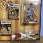 """Vintage 1989 """"Starting Lineup Baseball Greats"""" Reds-Johnny Bench and Pete Rose"""