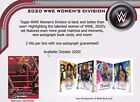 2020 Topps WWE Women's Division Sealed Hobby Box FREE SHIPPING