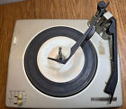 Vintage Silvertone Turntable Phonograph Record Changer Player