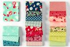 Boundless GARDEN PARTY 4 Yards Fabric  5 Charm Pack Lot