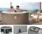 Round Portable Inflatable Hot Tub Spa Set 3 person