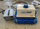 Aquabot Junior Automatic Robotic In Ground Pool Cleaner Lightly Used