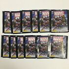 Lot of 12 PANINI Marvel 80th Anniversary Stickers 80 Years Sealed Packs