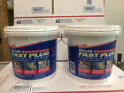 1 Gal Fast Plug Hydraulic Cement Masonry Leak Patching Joint Crack Sealer 2 PACK