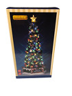 Lemax New Majestic Christmas Tree Animated Sights & Sounds Holiday Village Train