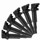 Bosch 0221504470 For BMW Ignition Coil 6 Packs Updated W Connector Boot Genuine