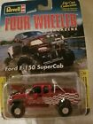 Revell Four Wheeler Die Cast 1 64 Ford F 150 SuperCab 4x4 NEW Factory Sealed