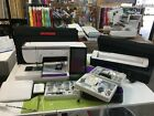 Janome Horizon Quilt Maker Memory Craft 15000 Sewing Quilting and Embroidery
