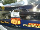 ROUTE 66 1964 Chevy Impala POLICE CAR 118 scale diecast model car new in box