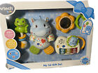 Vtech Baby My 1st Gift Set birth + rattle and plush toys baby toddler
