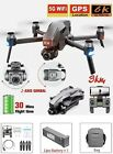 M1 PRO professional 5G WiFi GPS Drone with 6K 2 Axis Gimbal Camera range 3KM