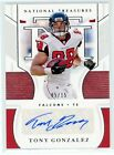 Tony Gonzalez Catches Everything but the Hobby's Attention 6