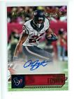 Arian Foster Cards and Autograph Memorabilia Guide 14