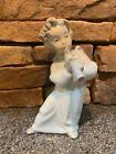 Lladro Angel Playing a Flute