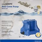 Little Giant APCP 1700 Pool Cover Pump 1 3 HP 270 Watts 1 Phase