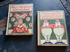 Antique Alice in Wonderland books 18971900s by Lewis Carroll