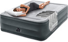 Air Bed Mattress Queen Size 22 with Built In Electric Pump Raised Intex Aerobed