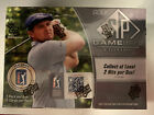 2021 Upper Deck SP Game Used Golf Hobby Box - Free US Ship Factory Sealed
