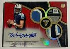 2015 Topps Triple Threads Football Cards 12