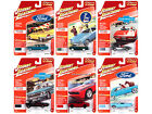 CLASSIC GOLD 2020 RELEASE 3 SET A OF 6 CARS 1 64 BY JOHNNY LIGHTNING JLCG023 A