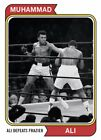 2021 Topps Muhammad Ali The People's Champ Collection Cards 17