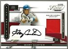 2003 Playoff Piece of the Game Autograph Gary Carter Mets Auto Jacket #11 15