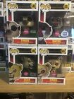Funko Pop! Disney The Lion King (Live Action) Complete Set Of Exclusives
