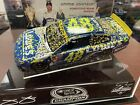 Autographed Jimmie Johnson 2016 Homestead Race Win Elite 1 24 and Display Case
