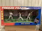 1998 Kenner Starting LineUp Greg Maddux Freeze Frame- Mint in Box