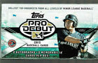 2015 TOPPS PRO DEBUT BB FACTORY SEALED HOBBY BOX 2 AUTOS 2 RELICS KRIS BRYANT ++
