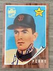 2001 Topps Archives Gaylord Perry San Francisco Giants Auto Autograph 37 170