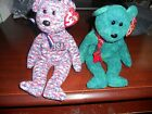 TY BEANIE BABY. WALLACE AND USA