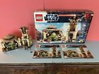 Lego Star Wars 9516 Jabba's Palace Retired Complete, Box. Instruction Books 1&2