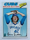 Bruce Sutter Cards, Rookie Card and Autographed Memorabilia Guide 21