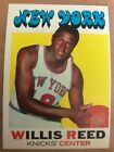 Willis Reed Rookie Card Guide and Checklist 23