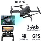SJRC F11 4K PRO Drone Camera 4K 5G Wifi FPV GPS Quadcopter 2Batteries Toys Gifts