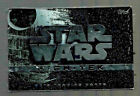 2015 TOPPS STAR WARS HIGH TEK SEALED HOBBY BOX 1 AUTO OR SKETCH CARD & MORE