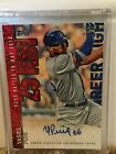 Yasiel Puig Signs Exclusive Autograph Deal with Topps 3