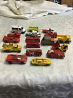 Mixed Lot Vintage Matchbox SuperfastTomica Lesney Majorette Yatming