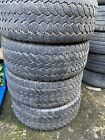 X4 255/55R19 111H GENERAL GRABBER AT3 5mm TYRES OFF ROAD ALL TERRAIN 4X4 2555519