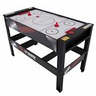 Triumph 4 in 1 Rotating Swivel Multigame Table  Air Hockey Billiards Table T