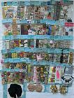 Huge Lot of Jolees 135 Packs of Scrapbooking Stickers Many Themes No Duplicates