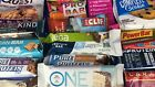 50 Protein Energy Bar Variety Pack Quest  One  Met RX  Power Bar  RX