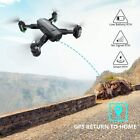 Dragon Touch Foldable RC Drone Quadcopter GPS FPV Camera Drone HD 1080P Video US