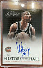 2016 Panini NBA Finals Private Signings Basketball Cards 18