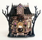 Bath  Body Works HALLOWEEN HAUNTED HOUSE PROJECTOR WITCH Wallflower Plug In