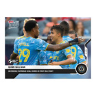 2021 Topps Now MLS Soccer Cards Checklist Guide 13