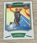 Russell Westbrook Cards, Rookie Cards and Autographed Memorabilia Guide 17